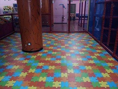 Pavimenti puzzle