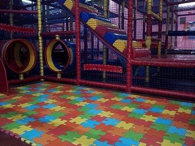 Pavimenti puzzle bambini