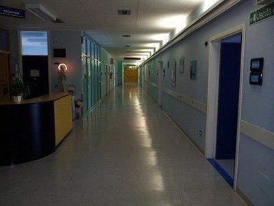 Pavimenti per strutture ospedaliere
