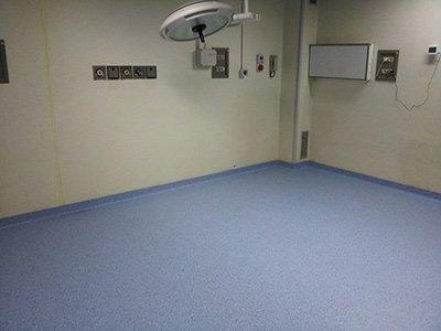 Pavimenti per sale operatorie
