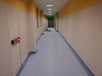 Pavimenti sicurezza ospedali