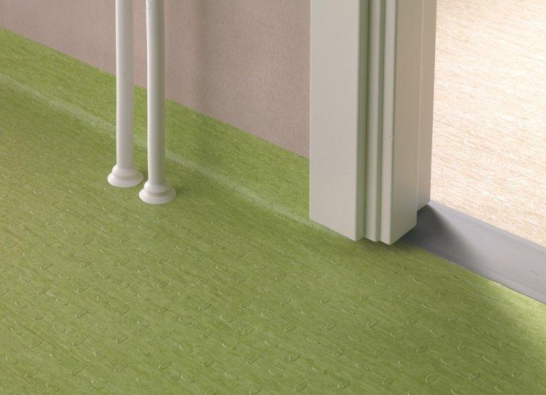 pavimenti in PVC per ospedali, cliniche e ambulatori