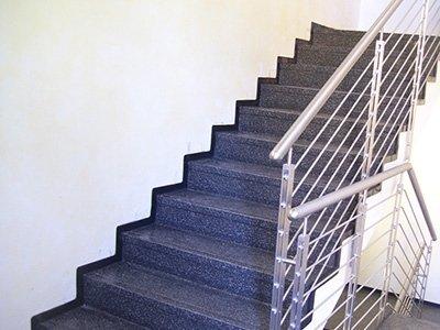 Pavimenti scale
