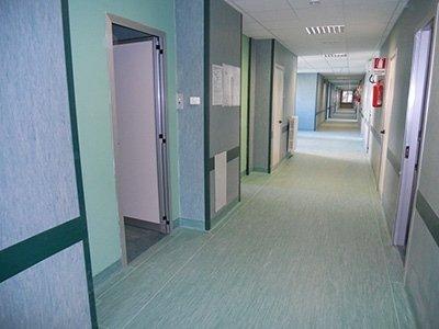 Pavimenti ospedalieri