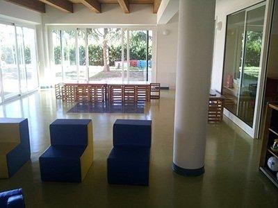 Rivestimenti sala