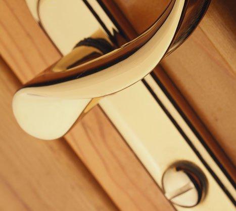 PVCU Doors Livingston, UK
