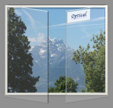 Optical Secondary Glazing