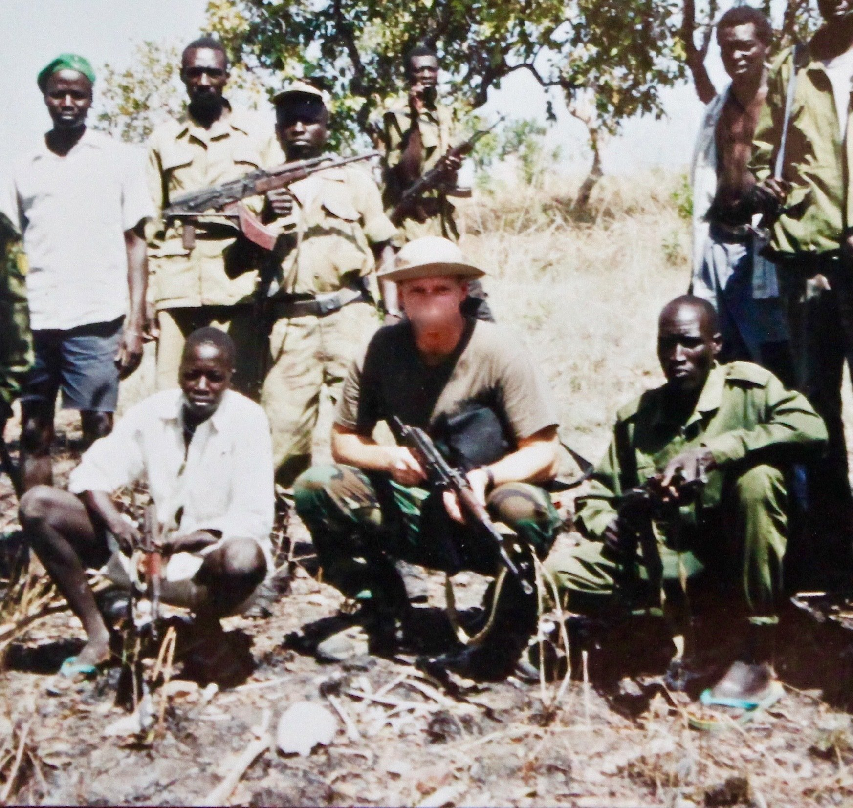 Grayman Knives Sudan