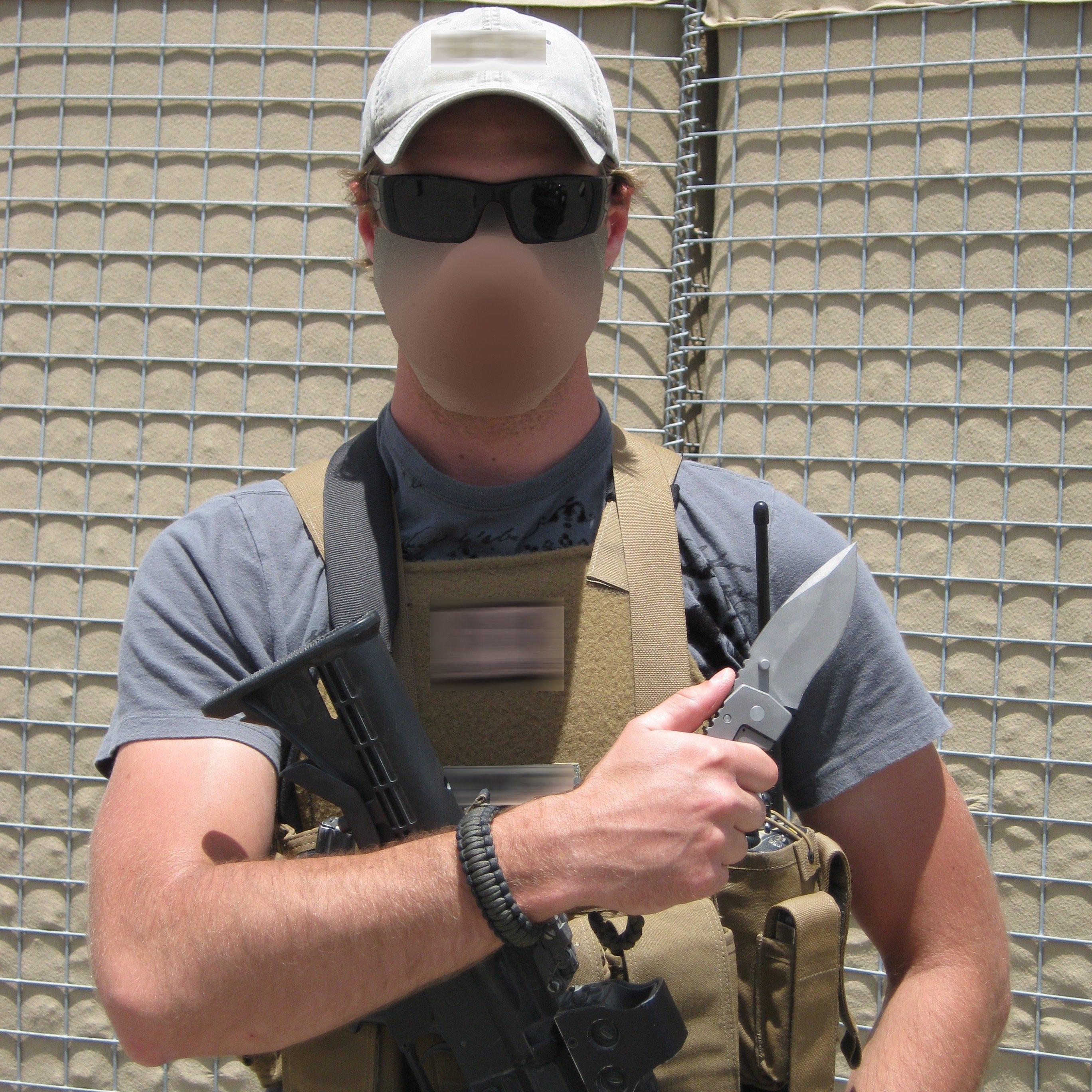 Grayman Military Folding Knife Satu