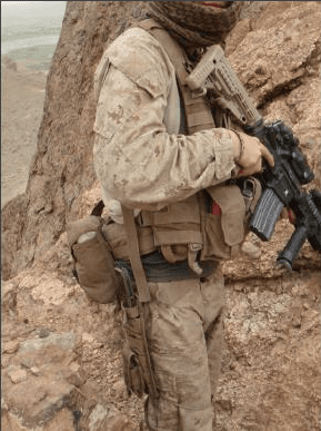 Grayman Knives for Military