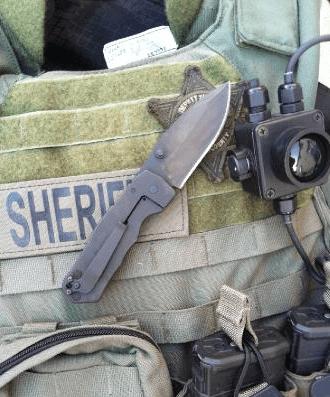 Grayman Knives for Law Enforcement