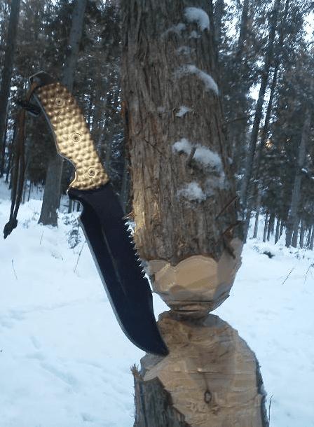 Grayman Survival Knife