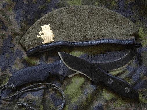 Grayman Combat Knife