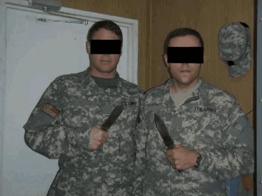 Grayman Military Knives