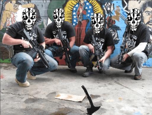 Grayman SWAT Knives