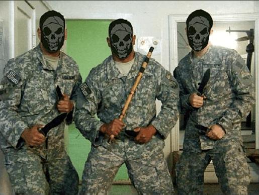 Grayman Knives Military