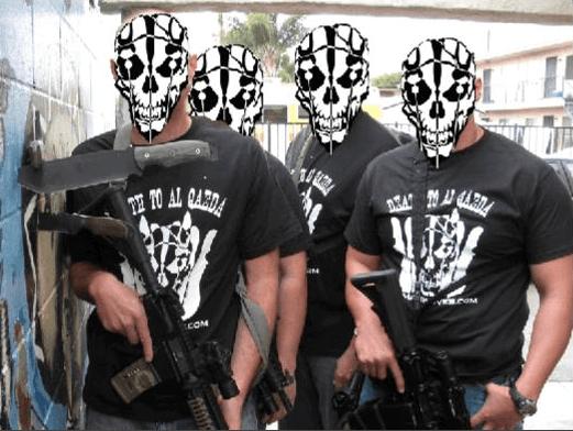 Grayman Knives for SWAT