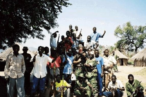 Grayman Sudan