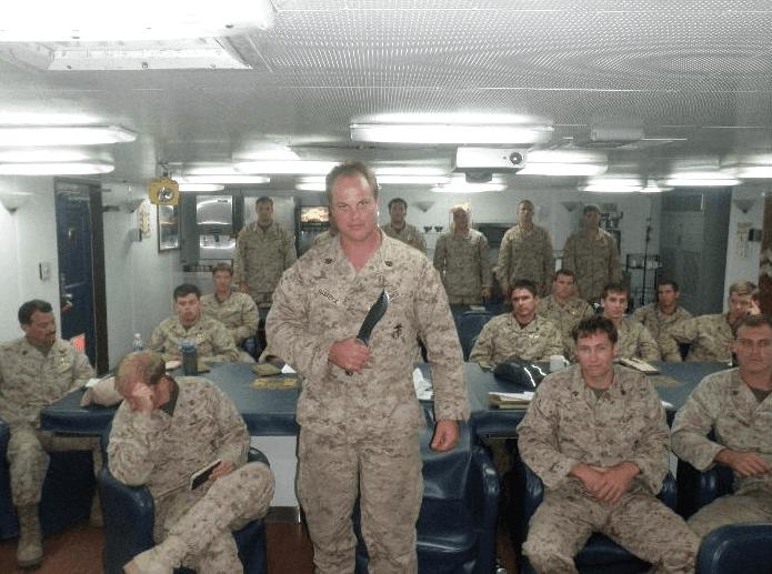 Grayman Military Knife