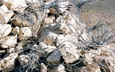 gabions sacs résistants