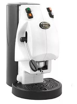 Macchina di caffé bianca Frog