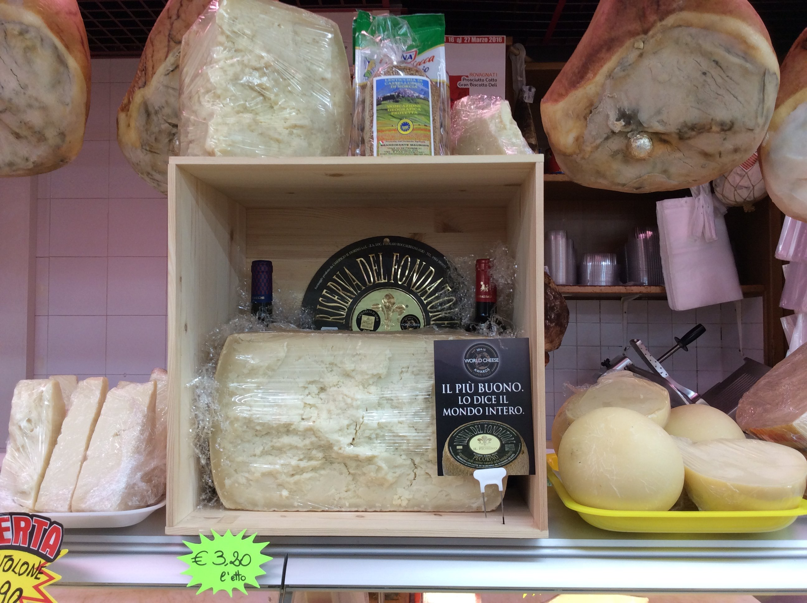 I nostri formaggi da grattugiare