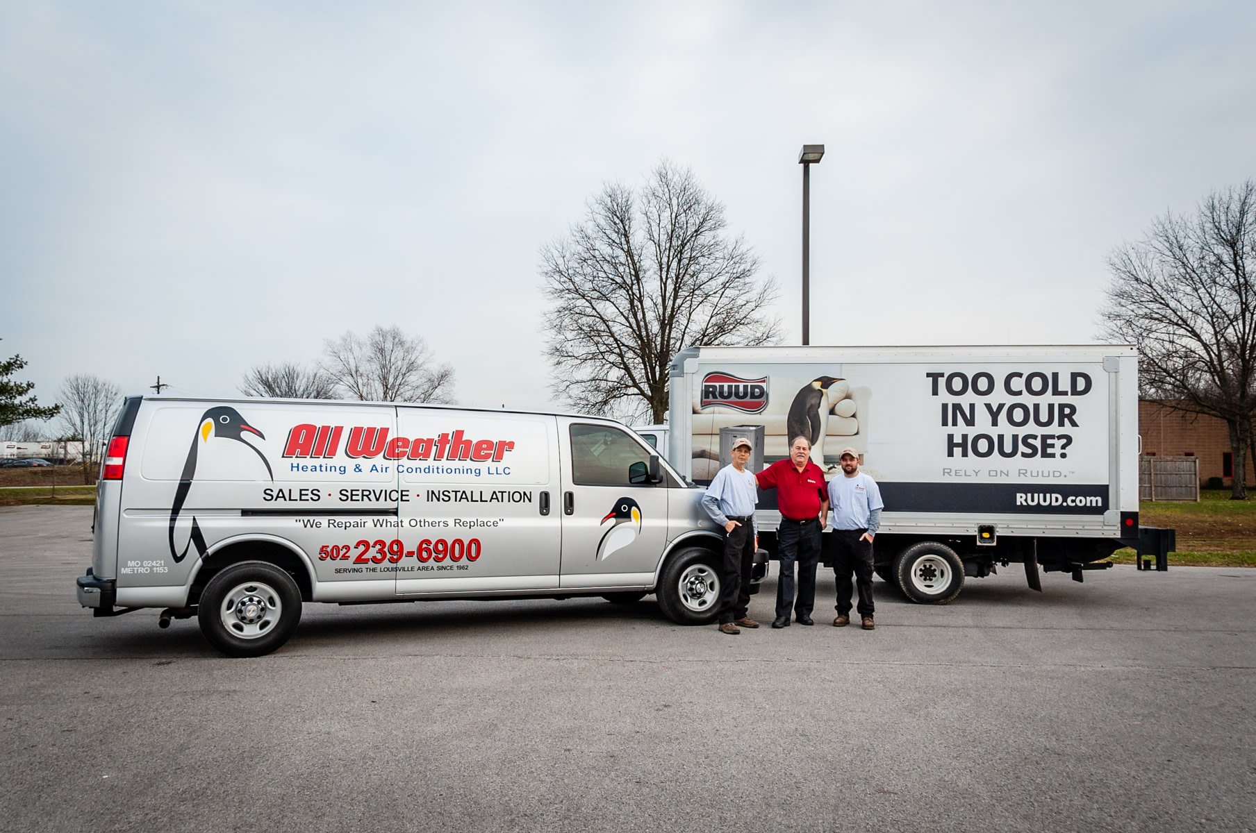 All Weather Heating Amp Air Conditioning Llc Louisville Ky