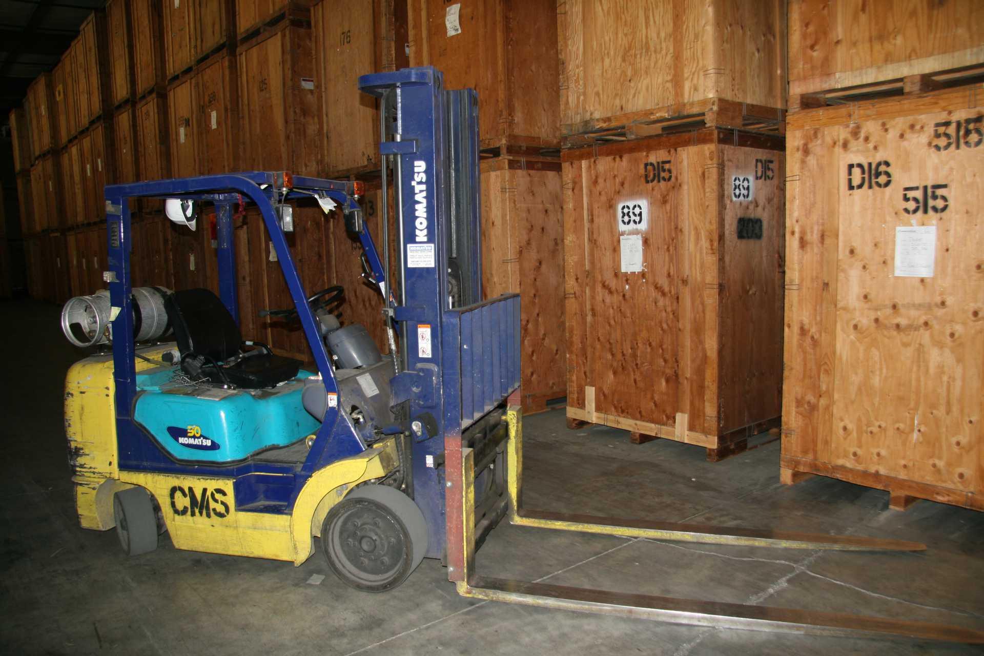 International Moving Company San Francisco, CA
