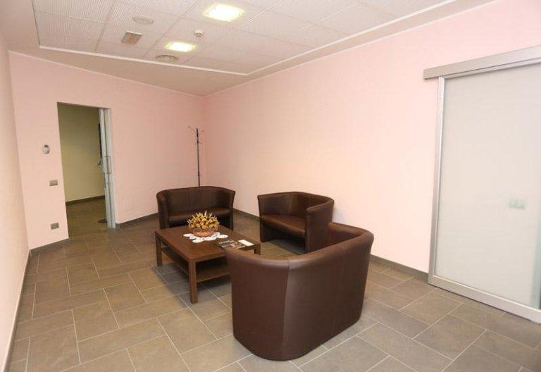 La sala rosa