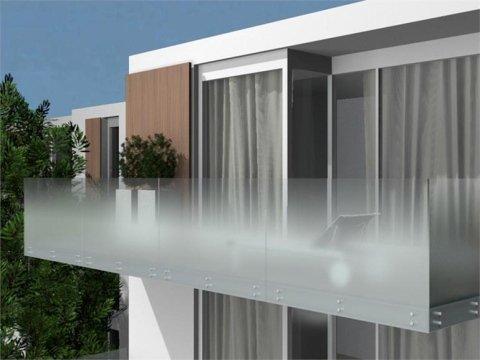 parapetto di design realizzato dalla ditta Savas a Cagliari