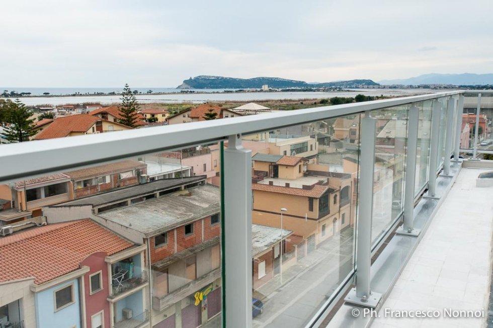 Produzione Parapetti a Cagliari
