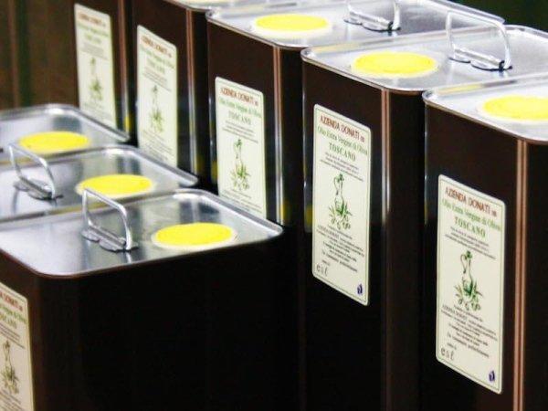 olio extravergine di oliva donati