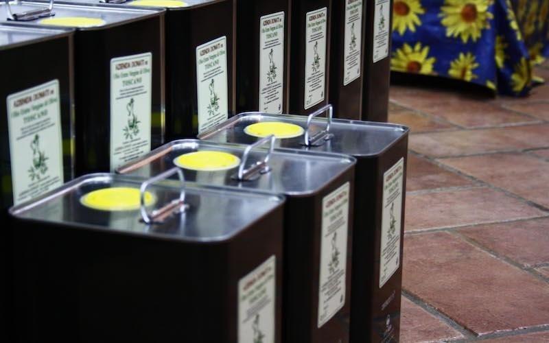 olio di oliva toscano