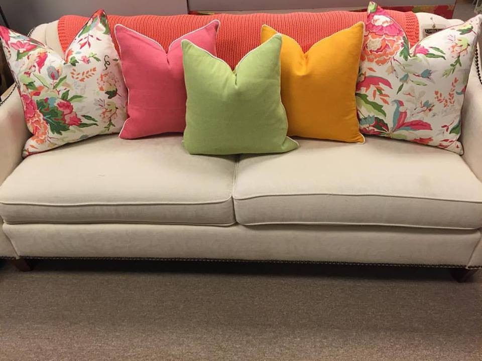 decorative pillows in little rock, ar