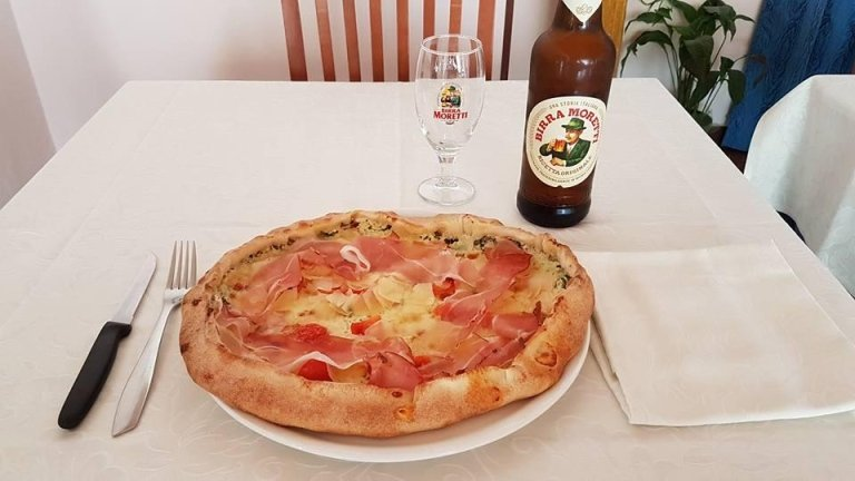 speciale pizza