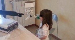 esame spirometrico, funzione respiratoria, spirometro