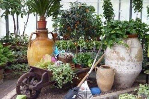 accessori per giardini