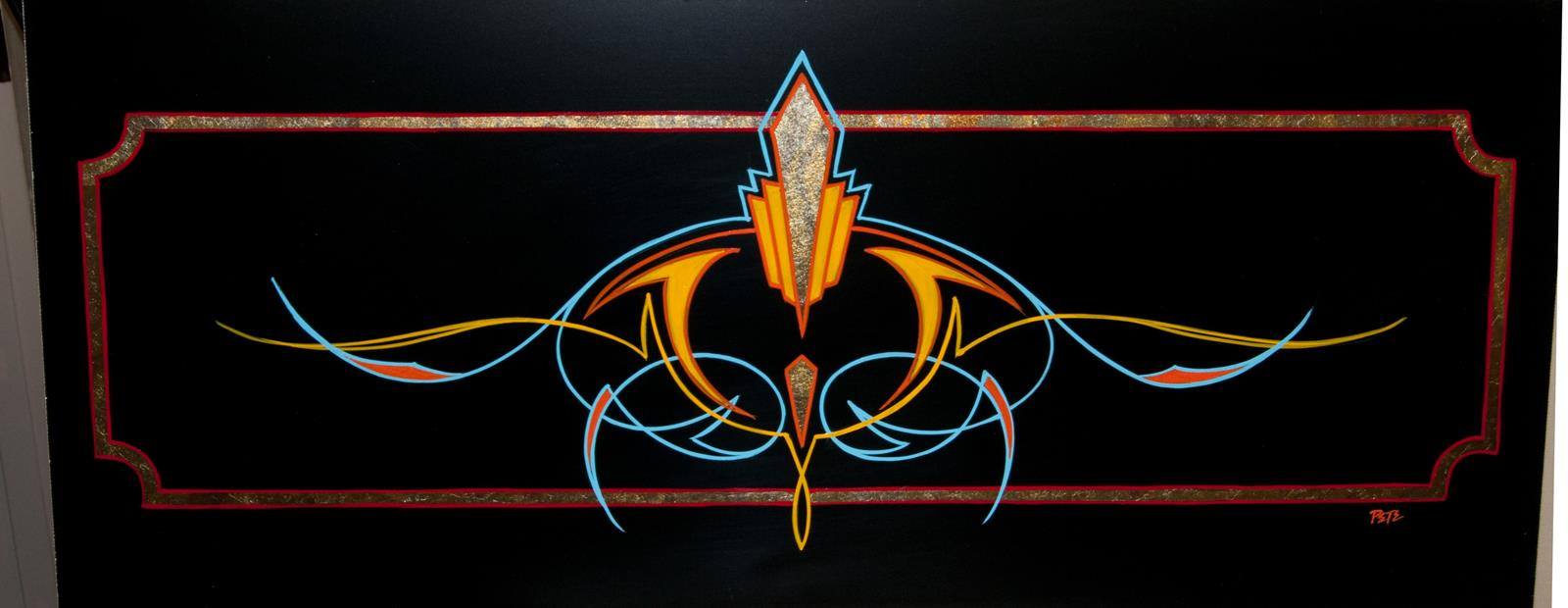 pinstriping example