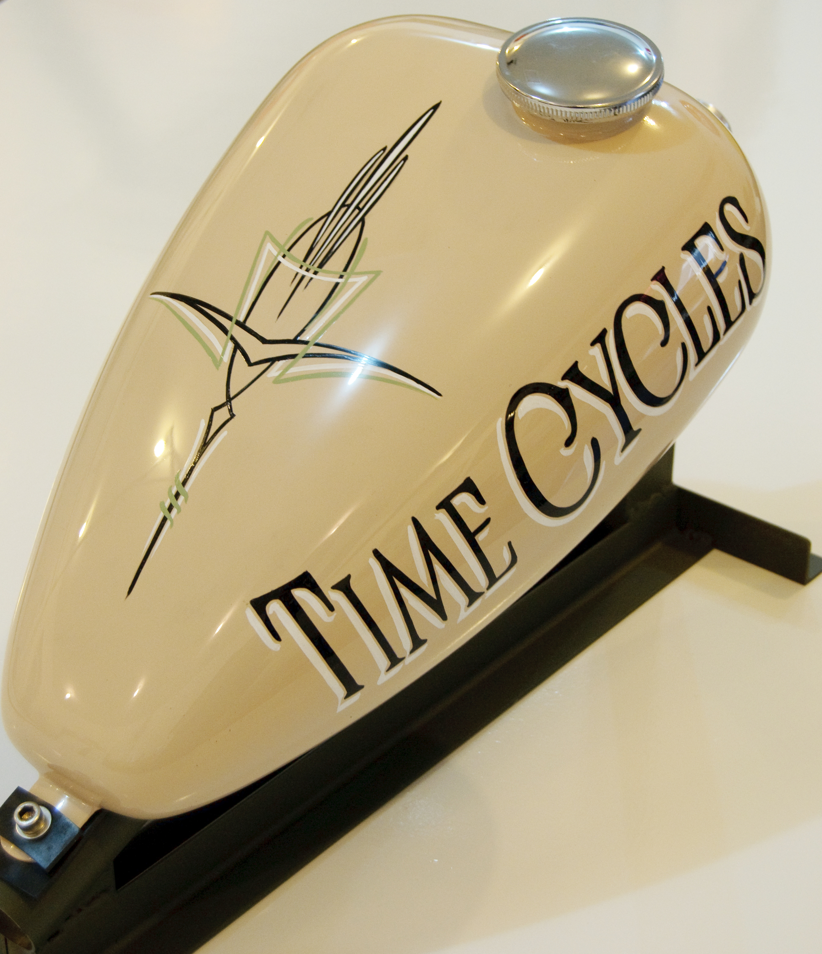 motorcycle lettering pinstriping
