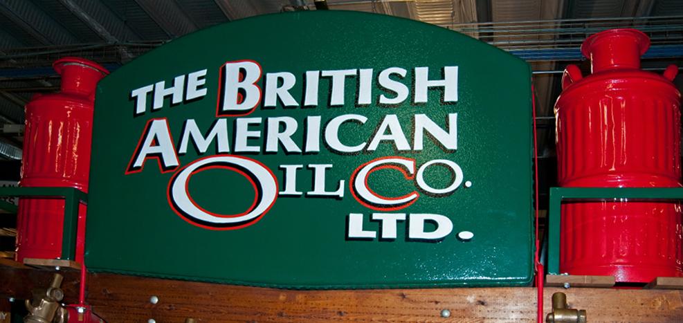 vintage sign restoration