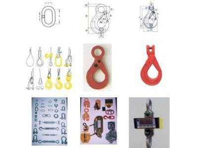 accessories and lifting equipment