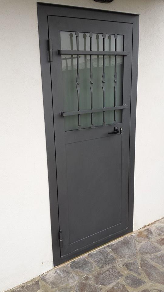 Porte in ferro