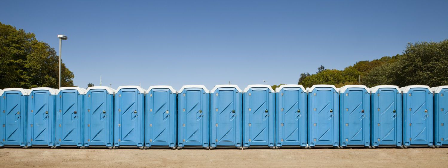 Portable toilets and supplies in Black River Falls, WI