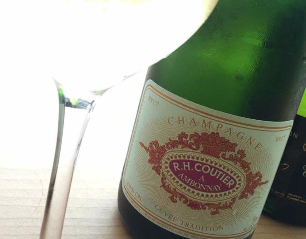 champagne R.H.