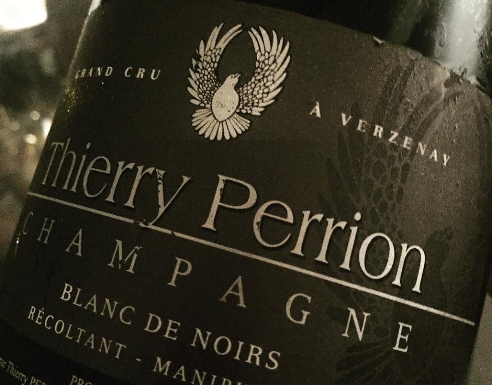 champagne thierry perrion
