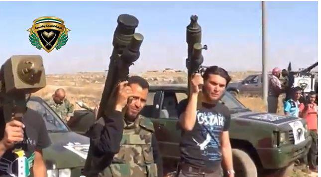 Image result for images of terrorist with manpads