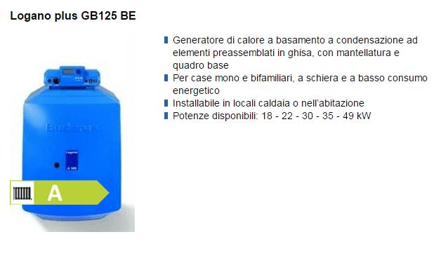 Logano plus GB125 BE