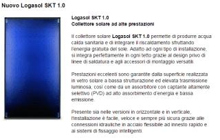 Logasol SKT 1.0