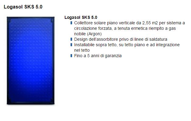 Logasol SKS 5.0