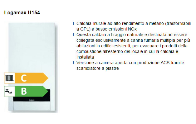 Logamax U154